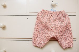 Trousers - Liberty viyella (wool/cotton) reg sprig (6 months - 2 years £20-25)