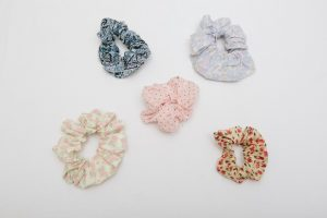 Scrunchies - Cotton Lawn (£5)