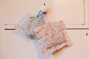 Lavender Bags - Liberty tana lawn with hoops (various sizes £4-5)