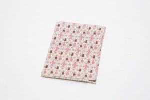 Handkerchief - Liberty tana lawn Private (45cm/30cm square - large £9/medium £6)