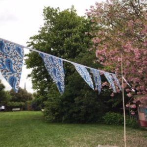 Bunting to order
