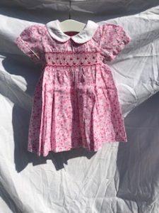 Pretty pink dress